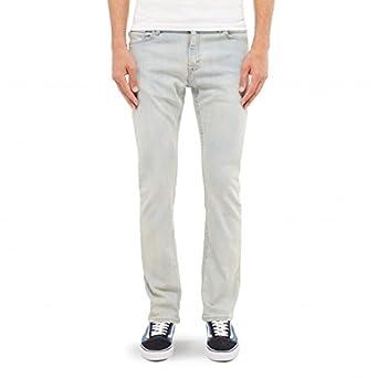 746c21693c Vans V56 Standard Jeans - Sunfade Indigo W32 x L32  Amazon.co.uk  Clothing