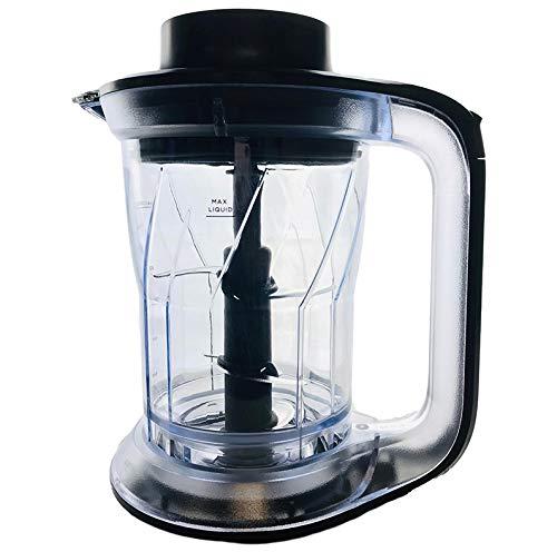 Ninja Ultra 3 en 1 procesador de alimentos y licuadora | Comida y ...