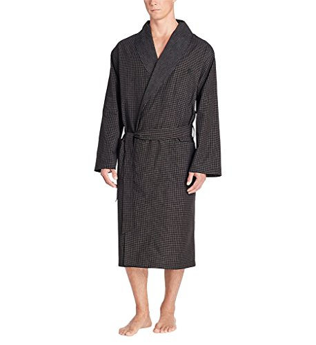 - Polo Ralph Lauren Men's Woven Robe Soho Plaid Small