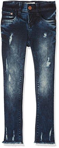 NAME IT Nittendi Xxsl/Skinny Dnm Pant Nmt Noos, Jeans para Niñas Azul (Dark Denim)