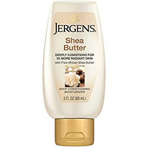 Jergens Butter Moisturizer - Jergens Shea Butter Deep Conditioning Moisturizer 3 oz (Pack of 2)