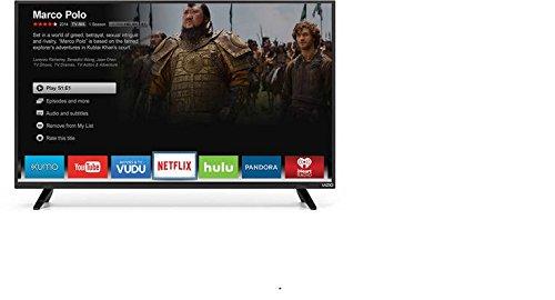 VIZIO 24inch Edge Lit LED 1080p Built-in Wi-Fi Smart HDTV