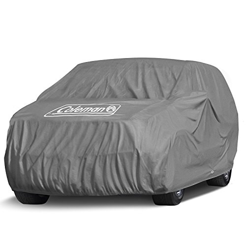 Coleman Premium Superior SUV Cover - Indoor Cover Dustproof/Scratch Resistant/Protection for Vehicles up to 190'' Inches by Coleman
