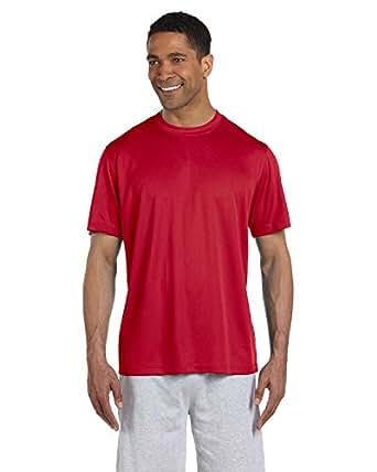 New Balance N7118 Men's Ndurance Athletic T-Shirt Cherry Red Small
