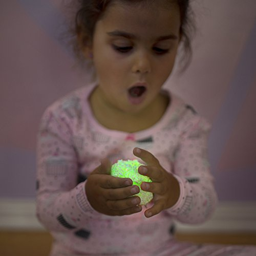 Educational Insights Playfoam Classic & Glow in the Dark Jumbo Pod, Set of 12, Non-Toxic, Never Dries Out   Sensory…