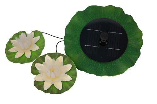 Mauk Solar Bomba para Fuente con FB V3, Negro/Verde, 30x 40x 8cm, 1919