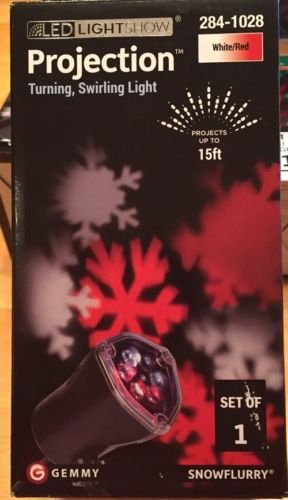 gemmy-lightshow-red-white-snow-flurry-snowflake-led-projection-light-christmas-holiday-light