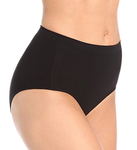 Body Wrap The Chic Slip Lites Panty (47810) XL/Black (Body Wrap Lites)