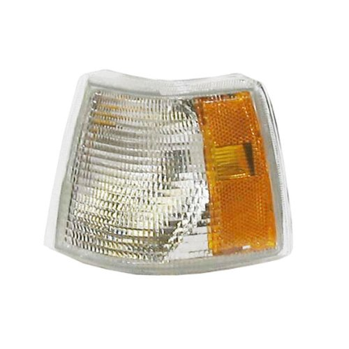 850 Volvo Lamp - 1993-1997 Volvo 850 Park Corner Light Turn Signal Marker Lamp (with dual bulb socket type) Left Driver Side (1993 93 1994 94 1995 95 1996 96 1997 97)
