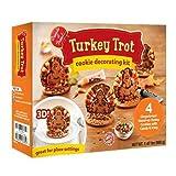 Create A Treat Turkey Trot Cookie Decorating Kit