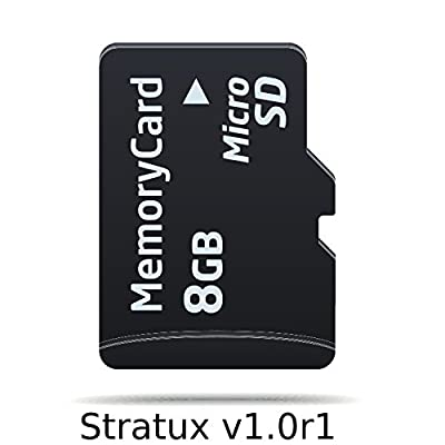 Stratux Software Card (pre-programmed Micro SD card) by Stratux