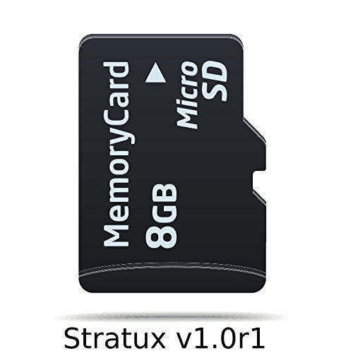 Stratux Software Card (pre-programmed