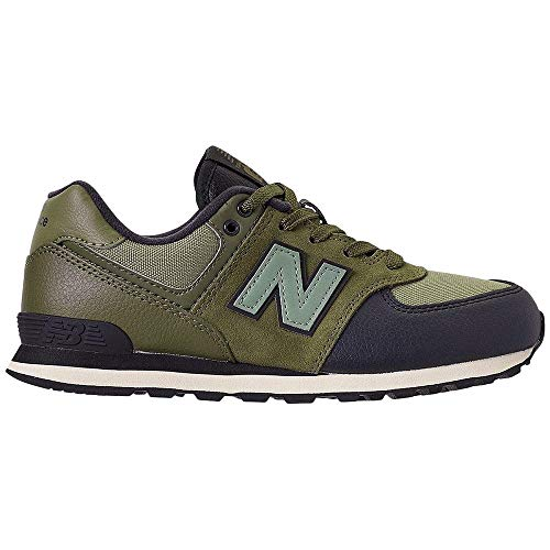 574v2 New Sneaker triumph Covert Green Green Unisex Balance Bambini – 1ZZqF