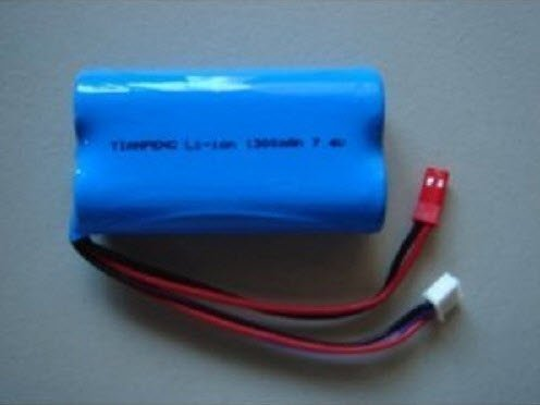 Brand New 7.4V Replacement Battery for Newer Version Syma S031G RC HELICOPTER