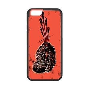 Death DIY Cover Case for iPhone6 Plus 5.5 BY icecream design