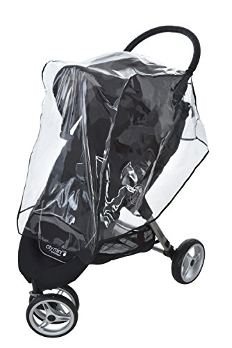 Alphabetz Stroller Rain Cover, Weather Shield, Clear, Universal Size - http://coolthings.us