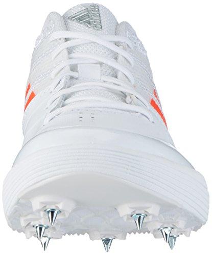Weiß Metallic Silver Unisex Solar White Jump Erwachsene Adizero Ftwr Long Red Leichtathletikschuhe adidas CwpqYS