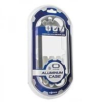 Tomee Aluminum Case Cover (Silver) - Sony PS Vita 2000 - PlayStation Vita