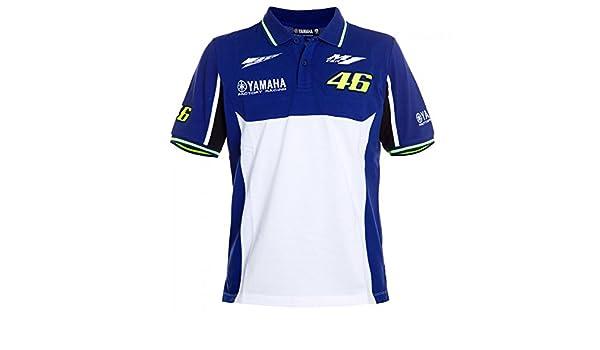 Valentino Rossi Yamaha Polo Royal Blue, MotoGP, vr214509, Azul ...
