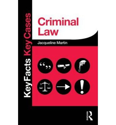 Download [(Criminal Law )] [Author: Jacqueline Martin] [Feb-2014] ebook