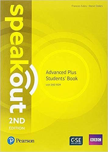Speakout Advanced Plus 2nd Edition Students Book/DVD-ROM/Workbook/StudyBooster Spain Pack: Amazon.es: Clare, Antonia, Wilson, J J: Libros en idiomas extranjeros