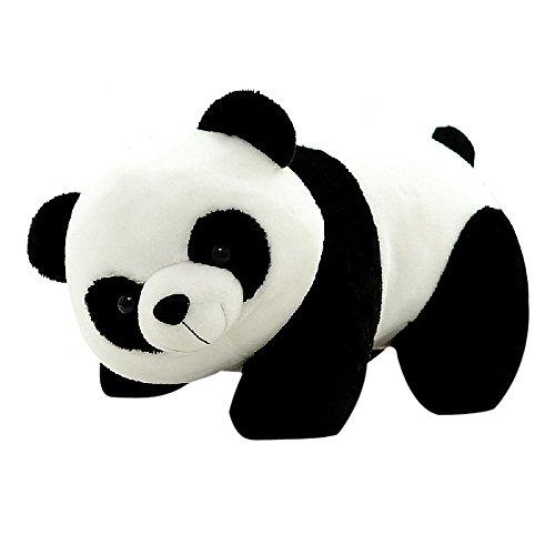 Black Friday Sale GreatFun 20cm New Stuffed Plush Doll Toy Animal Cute Panda Gift Christmas Toy Gift