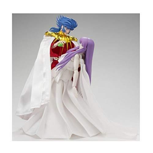 Bandai Saint Seiya Cloth Myth The Sun God Abel and Goddess Athena Set of 2 Figure