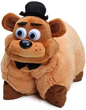 30cm FNAF Coussin doreiller Foxy Chica Bonnie Bonnie Golden Freddy Fazbear Peluche Tickouillettes Juguetes Maomiao Toy Soft Toy Five Nights en Freddy Toys 43cm