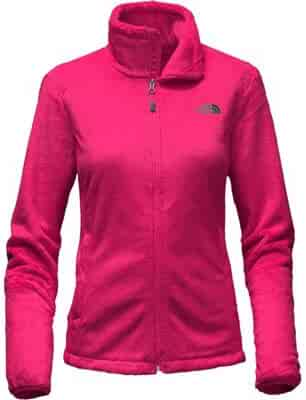 The North Face Osito 2 Jacket Women's Cerise Pink/Darkest Spruce Small
