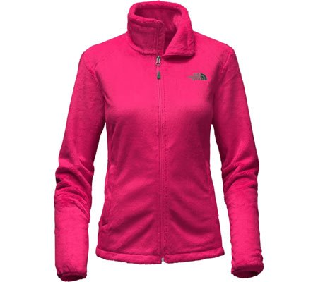 Amazon.com: The North Face Osito 2 Jacket Women's Cerise Pink ...