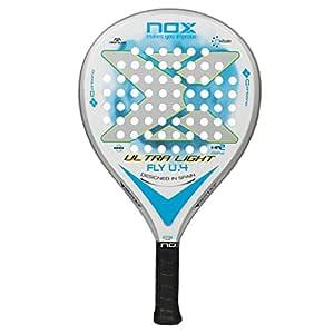 Pala de pádel Ultralight Fly U4 Nox: Amazon.es: Deportes y aire libre