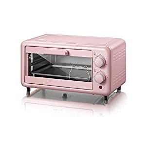 WSJTT Convection Countertop Toaster Oven,Includes Bake Pan,Broil Rack & Toasting Rack,Stainless Steel Mini Oven 11L