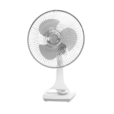 Air King 9154 9-Inch 2-Speed Commercial Grade Oscillating Table Fan