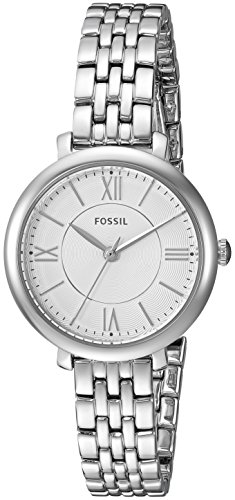 파슬 재클린 시계 Fossil Jacqueline Watch ES3797 Stainless Steel Bracelet Watch