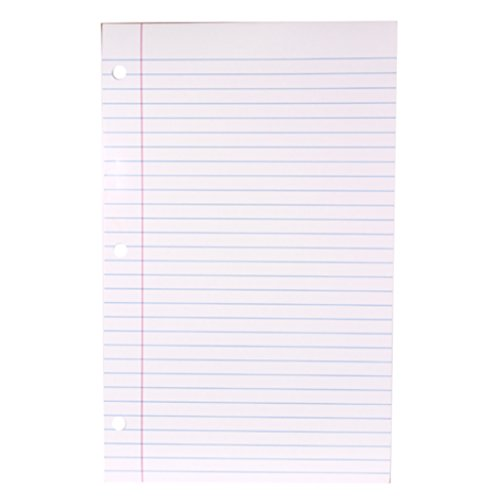 RetailSource DAR015ED72 Learning Chart, Notebook Paper, 13.75'' x 22'',3 Pieces x 72 Pack (Pack of 216) by RetailSource