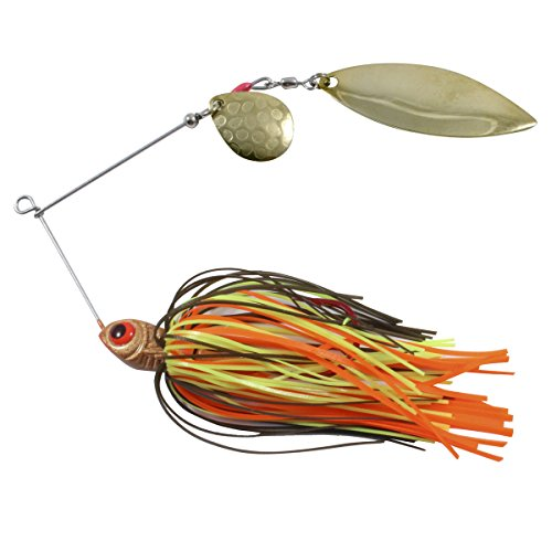 (Northland Fishing Tackle Reed-Runner Tandem Spin,)