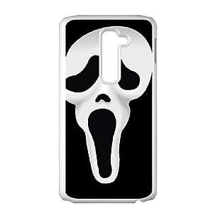 Scream LG G2 Cell Phone Case White TQ7202939