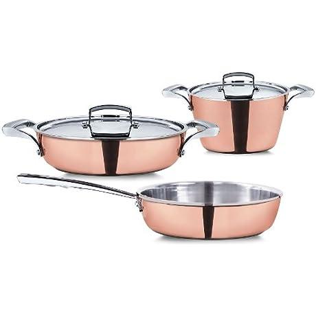 Pensofal Reserve Cookware Set 5 Piece Copper