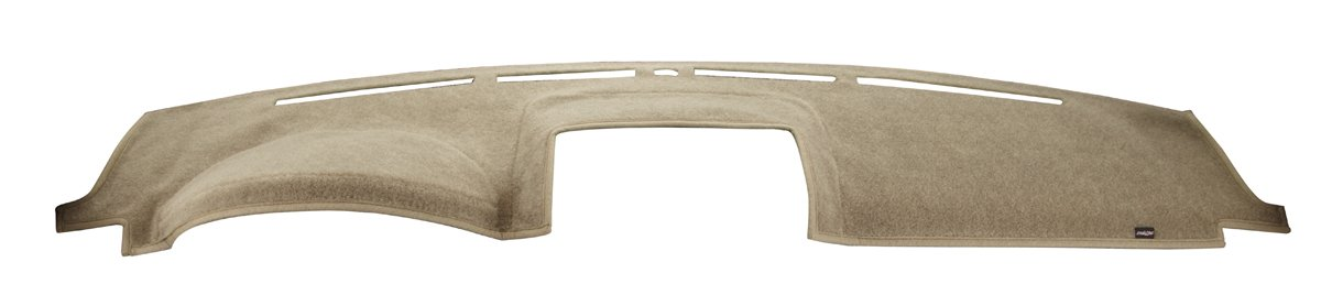 DashMat Original Dashboard Cover Toyota Prius Premium Carpet, Red