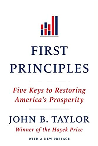 First Principles Five Keys To Restoring America S