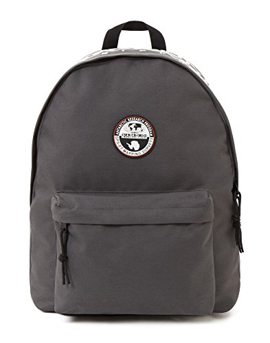 Solid Day Daypack Napapijri Dark Grey 42 Casual cm 20 Pack Happy liters 57qqwnHP