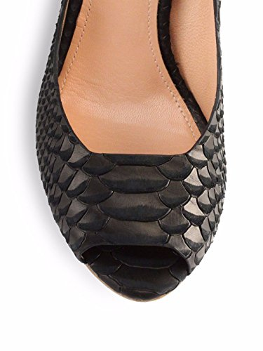 9 Women's Pump Leather Kitty2 Morrison M Sigerson 5 Black 6wxg5Y4Fq