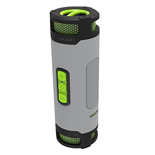 SCOSCHE BTBPTSGY Boombottle Waterproof Wireless