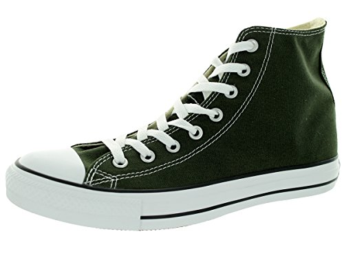 US Men's Collard 5 Men Converse Chuck Taylor Green Star 7 Hi All US Basketball Women Shoe ZFSwqFd