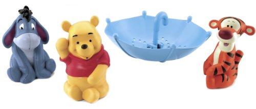 Fisher-Price Disney's Winnie the Pooh - Pooh & Friends Bath Squirter - Fisher Price Winnie The Pooh