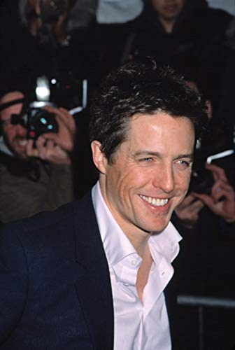 Posterazzi Poster Print Collection EVCPSDHUGRCJ004LARGE Hugh Grant at The NYC Premiere of Bridget Jones'S Diary 422001 by Cj Contino. Celebrity (16 x 20)