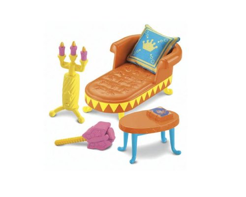 Fisher-Price Living Room Playset - Dora the Explorer Magical (Dora The Explorer Magic Castle)