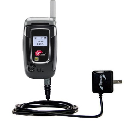 (Gomadic High Output Home Wall AC Charger Designed The Audiovox Snapper 8915 Power Sleep TipExchange)