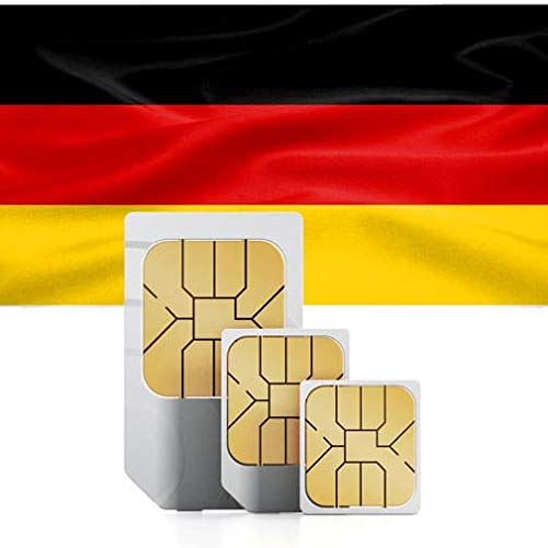 travSIM 3UK prepaid Data SIM Card for Germany with 3GB Data, Valid for 90 Days. (for use in 71+ European Countries Including Belgium, France, Greece, Italy, Netherlands etc.)