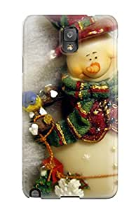 Laura Chris's Shop Special Skin Case Cover For Galaxy Note 3, Popular Xmas Doll Phone Case 5780983K93687243
